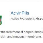 Acivir Pills