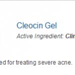 Cleocin Gel