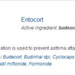 Entocort
