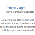 Female Viagra