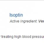 Isoptin