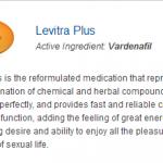 Levitra Plus