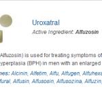 Uroxatral