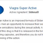 Viagra Super Active