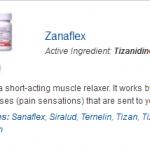 Zanaflex